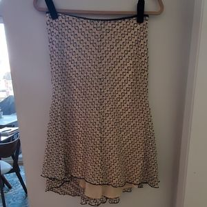 Max Studio High/Low Skirt